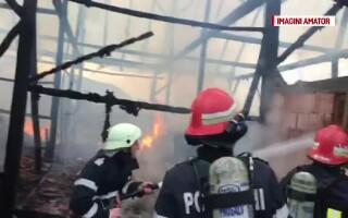 pompieri incendiu brasov