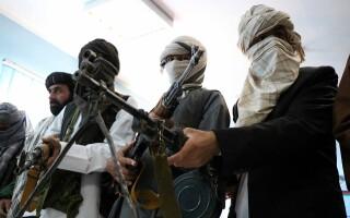 talibani inarmati