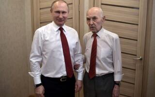Vladimir Putin Lazar Matveyev