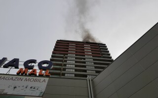 Monaco Tower incendiu
