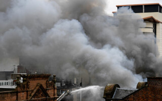 Incendiu Glasgow