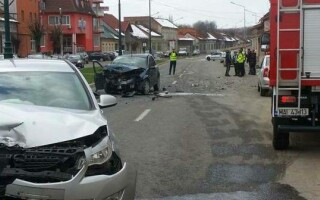 accident caransebes