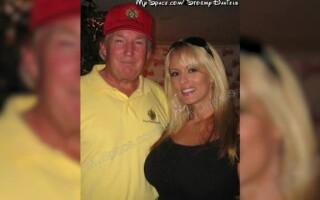 Donald Trump si Stormy Daniels