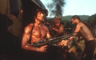 Sylvester Stallone, Rambo