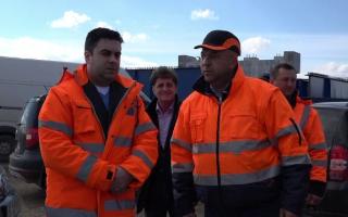 Razvan Cuc, inaugurare