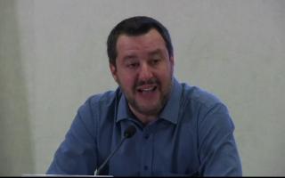 Matteo Salvini, Italia, Rusia,