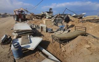 Aviaţia israeliană a lansat un atac asupra Fâşiei Gaza