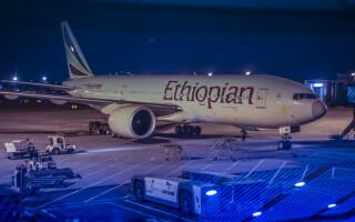 Boeing Ethiopian Airlines