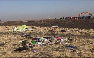 Prabusirea avionului Ethiopian Airlines