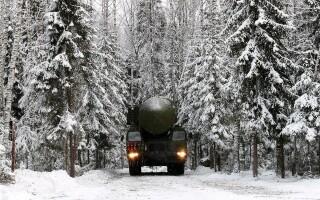 racheta ruseasca Topol