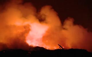 incendiu timis