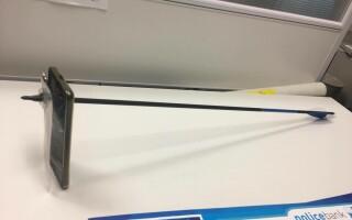 Telefon folosit drept scut