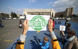 Protest la Bucuresti - 5