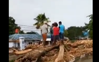 inundații Indonezia
