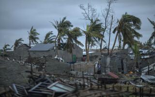 ciclon Mozambic