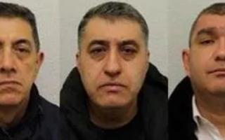 români arestați la Londra