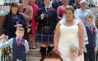 Zi de naștere transformată în nuntă