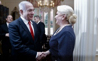 Benjamin Netanyahum, Viorica Dancila