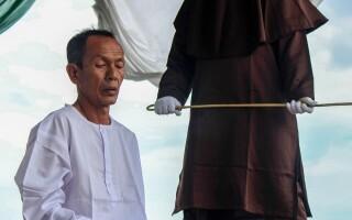 executie Sharia