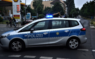 german police, politie germania