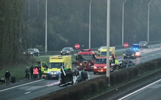 accident belgia