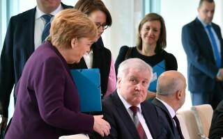 Un ministru german refuză să dea mâna cu Angela Merkel