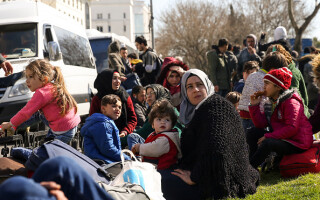 migranți Turcia - Grecia - 5