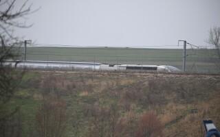 TGV deraiat Franța - 4