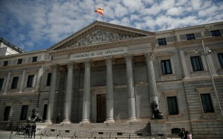 Parlamentul Spaniei