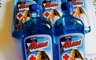 Producția de alcool sanitar s-a triplat din cauza coronavirusului