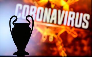 coronavirus fotbal