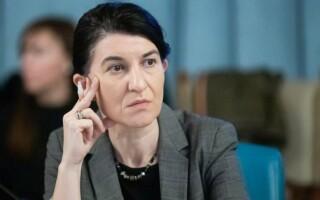 Violeta Alexandru a spus că pensiile ar putea fi plătite în avans cu câteva luni