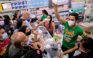 Măsuri draconice în Filipine: peste 50 de milioane de oameni, în carantină