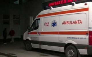 Un bărbat s-a îmbătat și și-a rupt piciorul după ce a sărit de la etajul unui centru de carantină