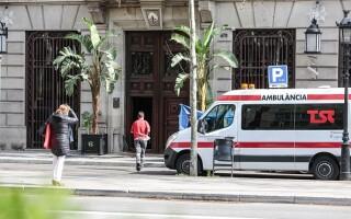 Ambulanta Spania