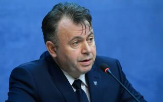 Cine este Nelu Tătaru, ministrul interimar al Sănătăţii