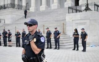 Alertă de posibil atac la Capitoliul SUA al unei grupări de extremă dreapta
