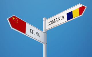romania, china