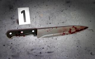 Un individ și-a înjunghiat soția, în timpul unei certe domestice, la Câmpulung Muscel. Femeia a scăpat cu viață