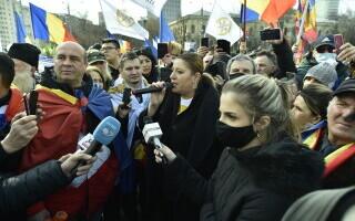 Protest în București - 6