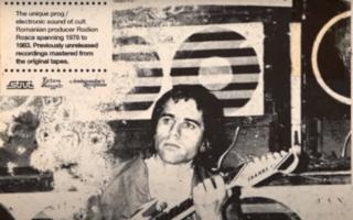 Rodion GA, considerat părintele muzicii electronice din România, a murit