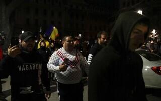 Proteste fără mască în toată ţara împotriva noilor restricţii