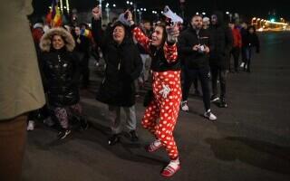 proteste fața de Covid-19