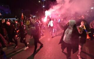 protest bucuresti, covid-19