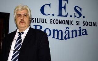 Presedintele CES, Florian Costache