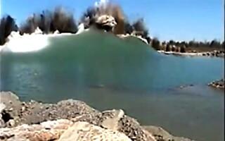 explozie subacvatica