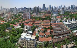 Shanghai, cea mai mare fotografie din lume