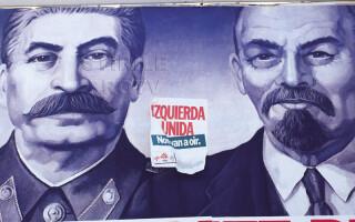 Stalin, Lenin