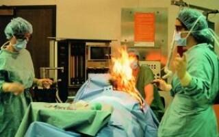 pacient in flacari