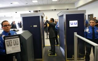Control la aeroport